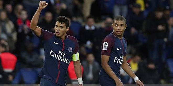Thiago Silva, Paris Saint-Germain