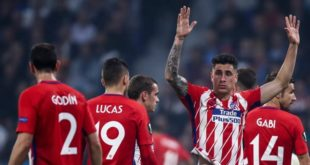 Jose Gimenez, Atletico Madrid