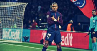 Kylian Mbappe, Paris Saint-Germain