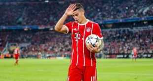 James Rodriguez, Bayern Munchen, Arsenal