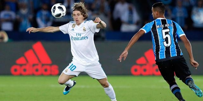 Luka Modric, Real Madrid