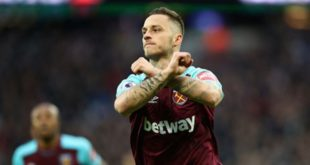 Marko Arnautovic, West Ham United