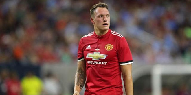 Phill Jones, Manchester United