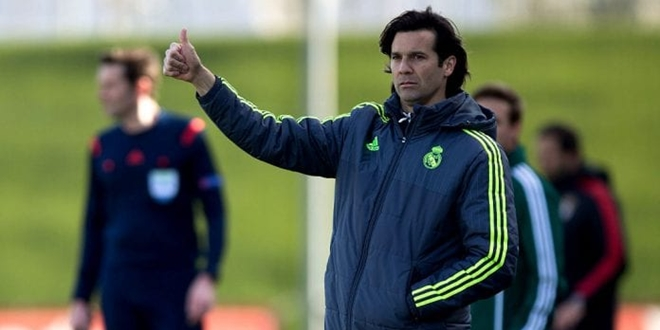 Santiago Solari, Real Madrid