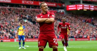 Xherdan Shaqiri, Liverpool, Premier League