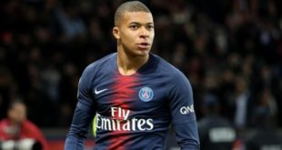 Kylian Mbappe, Paris Saint-Germain, Prancis