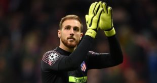 Jan Oblak, Atletico Madrid, La Liga,