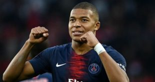 Paris Saint-Germain, Kylian Mbappe, Ligue 1