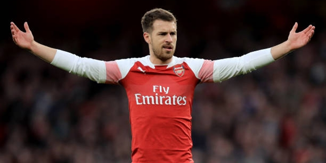 Aaron Ramsey, Arsenal