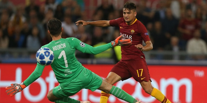 Cengiz Under, AS Roma, Manchester City