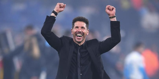 Diego Simeone, Atletico Madrid, Manchester United