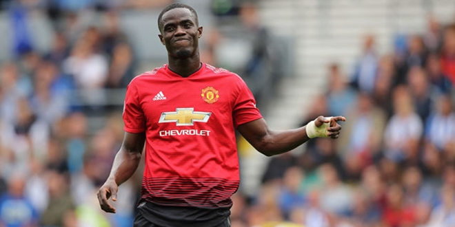 Eric Bailly, Manchester United, AS Roma