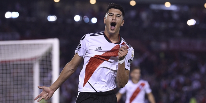 Exequiel Palacios, Real Madrid, Manchester United