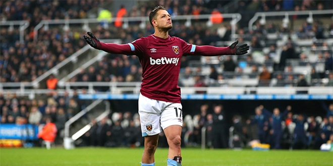 Javier Hernandez, Real Madrid, West Ham United