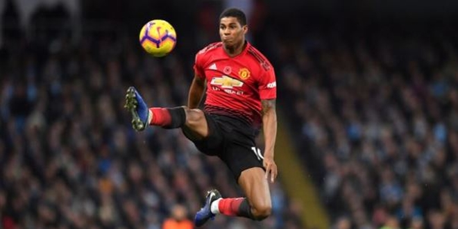 Manchester United, Marcus Rashford, Premier League