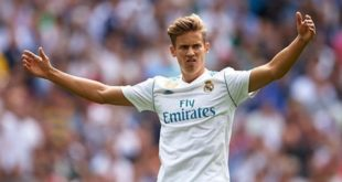 Marcos Llorente, Real Madrid
