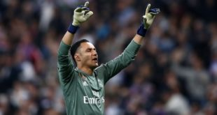 Real Madrid, Keylor Navas