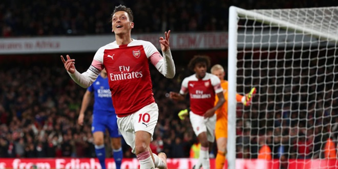 Arsenal, Mesut Ozil, Inter Milan