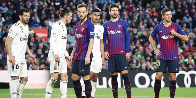 Barcelona, Real Madrid, La Liga