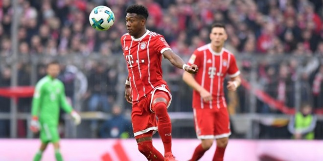Bayern Munchen, David Alaba, Liverpool