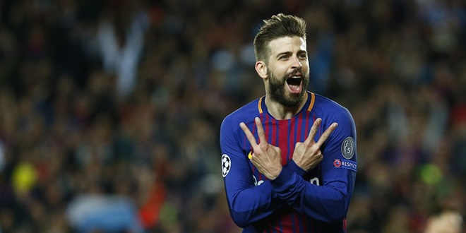 Gerard Pique, Barcelona, Real Madrid