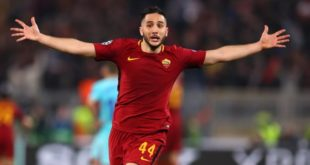 Kostas Manolas, AS Roma, Manchester United