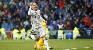 Real Madrid, Luka Modric, Inter Milan