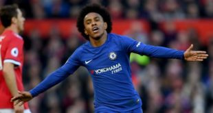 Willian Borges, Chelsea, Barcelona