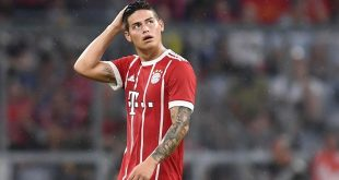 Bayern Munchen, James Rodriguez, Arsenal