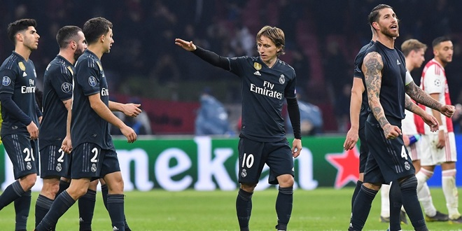 Inter Milan, Luka Modric, Real Madrid