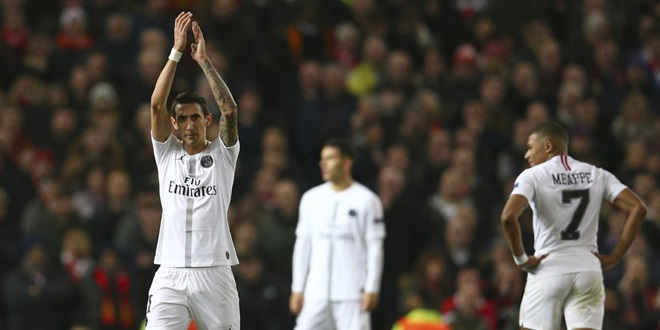 Manchester United, Angel Di Maria, Paris Saint-Germain