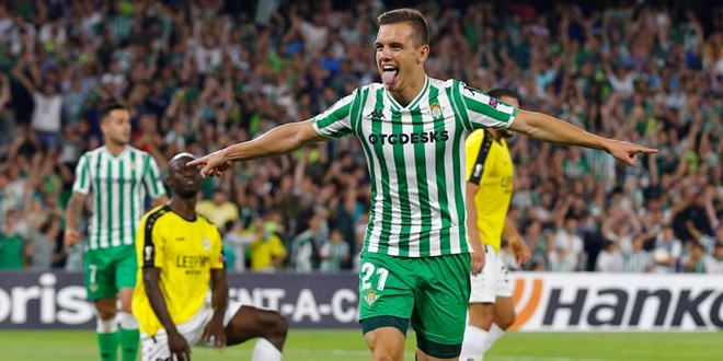Real Madrid, Giovani Lo Celso, Barcelona