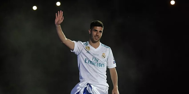 Real Madrid, Marco Asensio, Barcelona