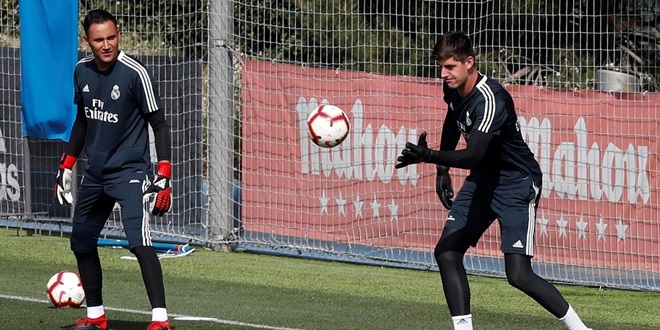 Real Madrid, Thibaut Courtois, Ajax Amsterdam