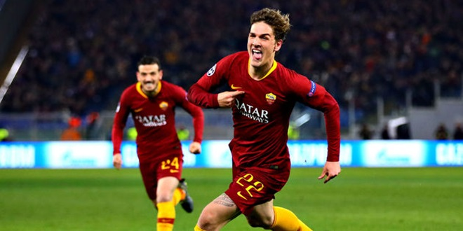 AS Roma, Nicolo Zaniolo, Real Madrid