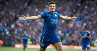 Leicester City, Harry Maguire, Manchester United