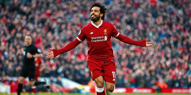 Liverpool, Mohamed Salah, Real Madrid