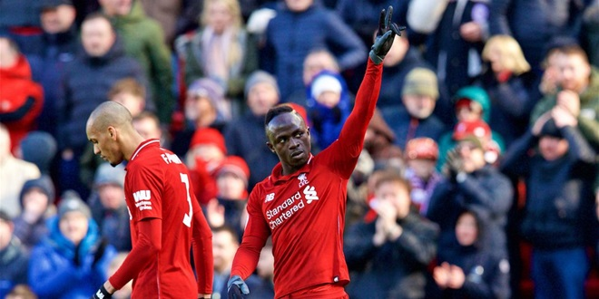 Liverpool, Sadio Mane, Real Madrid