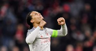 Liverpool, Van Dijk, Premier League