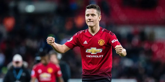 Manchester United, Ander Herrera, Paris Saint-Germain