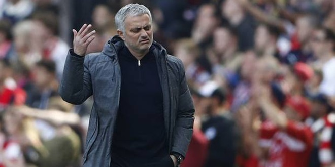 Manchester United, Jose Mourinho, Premier League