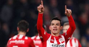PSV Eindhoven, Hirving Lozano, Manchester United