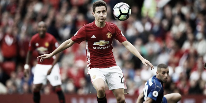 Paris Saint-Germain, Ander Herrera, Manchester United
