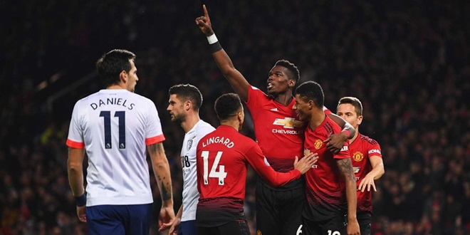 Manchester City, Paul Pogba, Manchester United