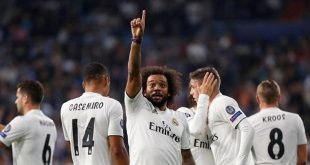Real Madrid, Marcelo, Juventus