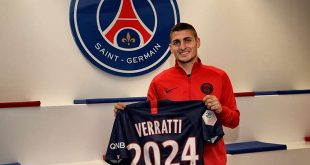 Paris Saint-Germain, Marco Verratti