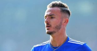 James Maddison, Leicester City,