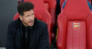 Diego Simeone, Arsenal