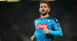 Dries Mertens, Inter Milan, Napoli