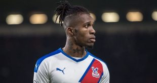 Wilfried Zaha, Crystal Palace